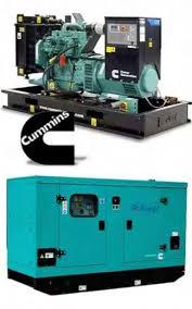 дизельные генераторы Cummins